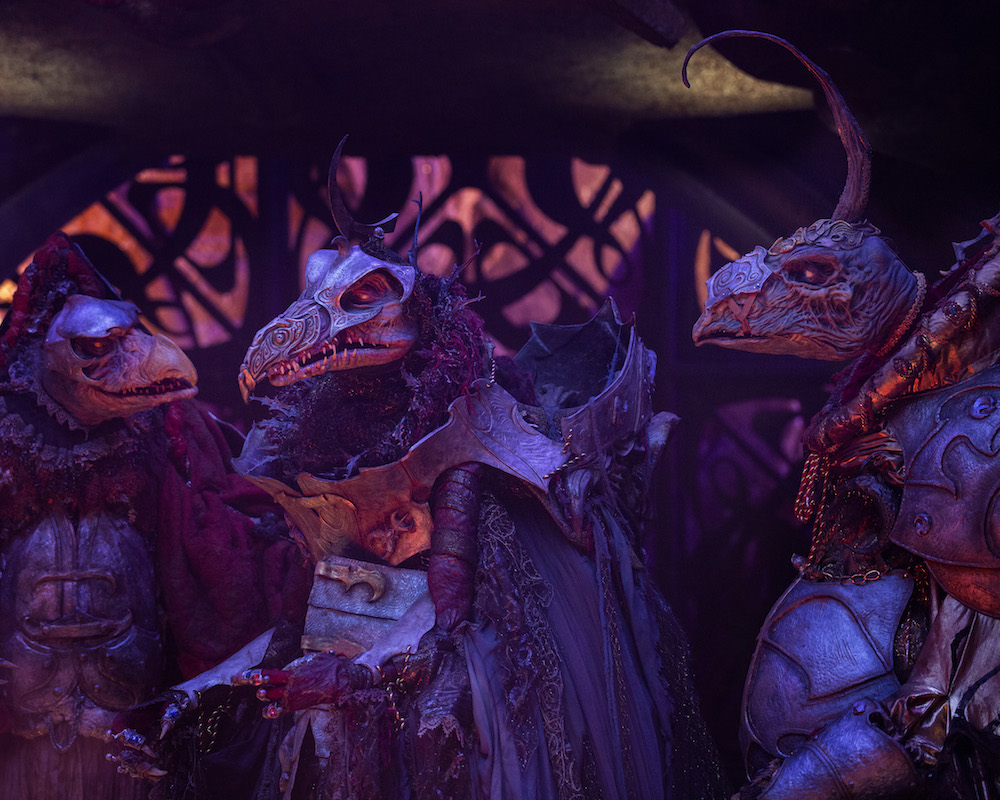 How a 'Dark Crystal: Age of Resistance' Puppeteer Played 2