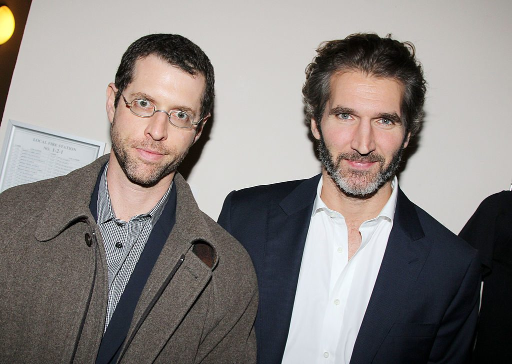 David Benioff and D.B. Weiss