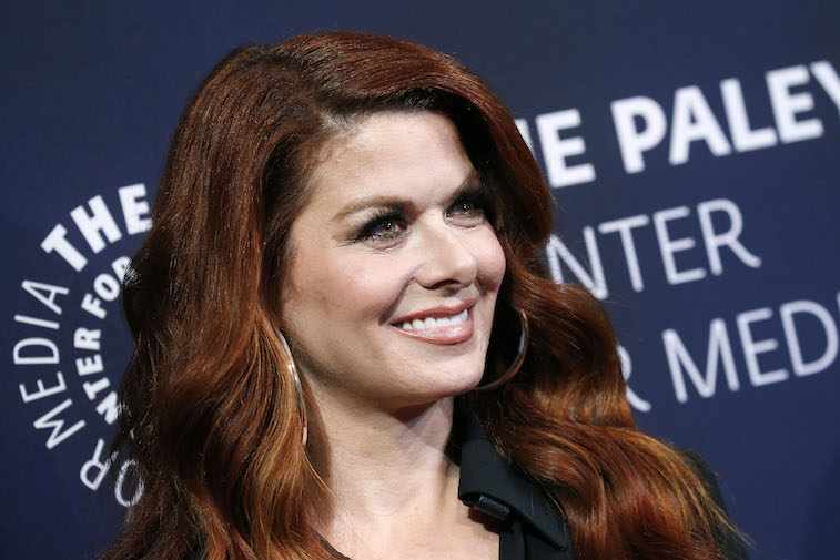 Debra Messing body