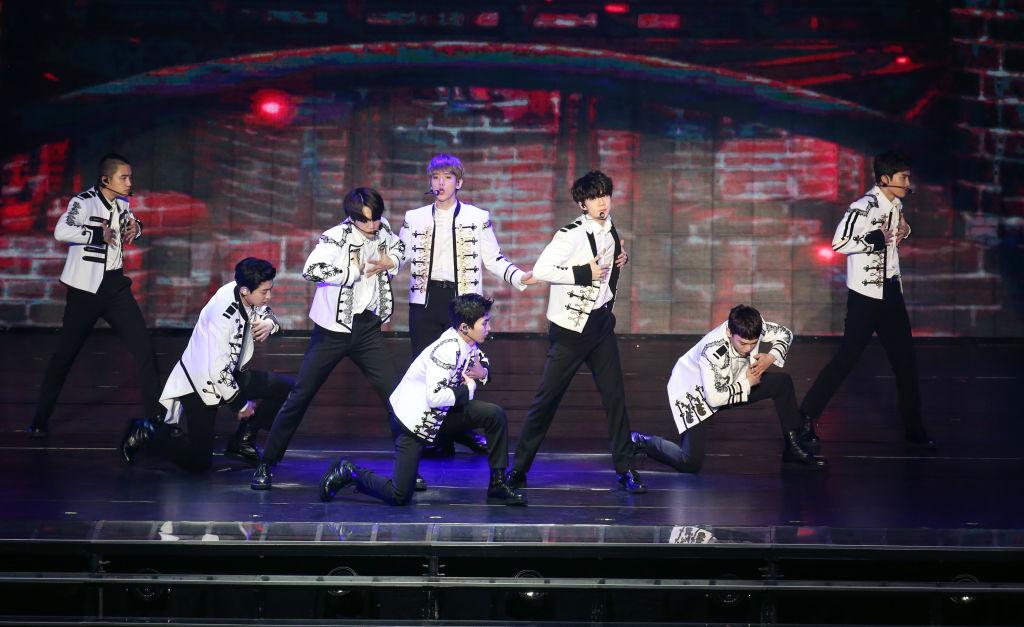 Super M K-pop