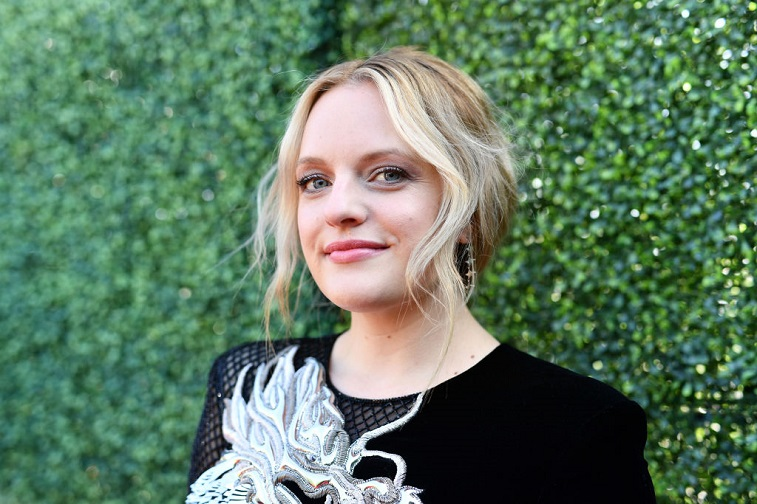 Elisabeth Moss attends the 2019 MTV Movie and TV Awards