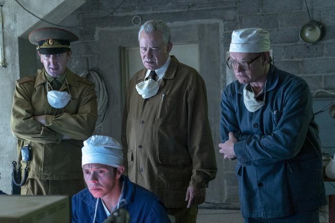 Ralph Ineson, Mark Bagnall, Stellan Skarsgård, Jared Harris