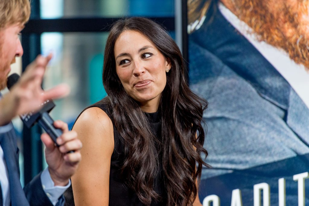 Joanna Gaines discusses 'Capital Gaines' and the ending of 'Fixer Upper'.   Roy Rochlin/FilmMagic
