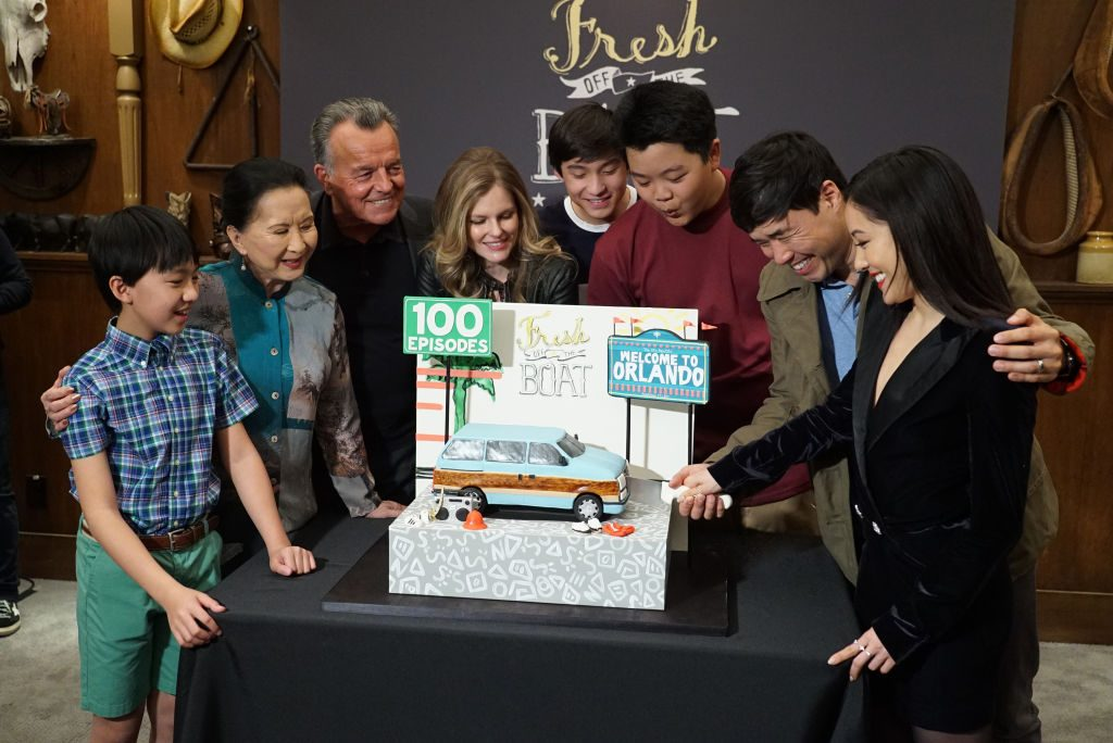 Fresh Off the Boat 100th Episode