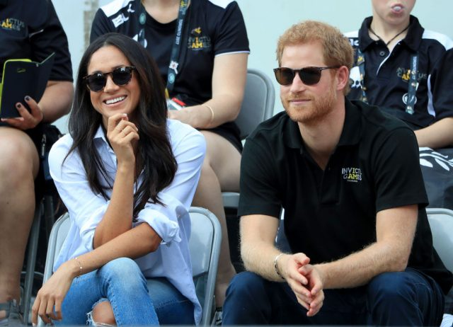 Did Prince Harry's Relationship With Meghan Markle Start As A Rebound? - Showbiz Cheat Sheet