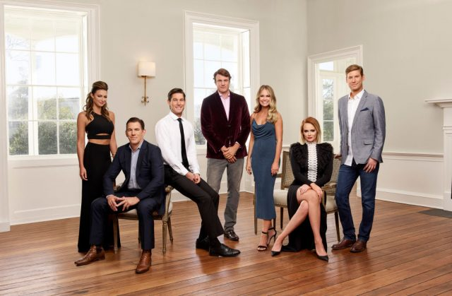 The cast of 'Southern Charm' Season 5