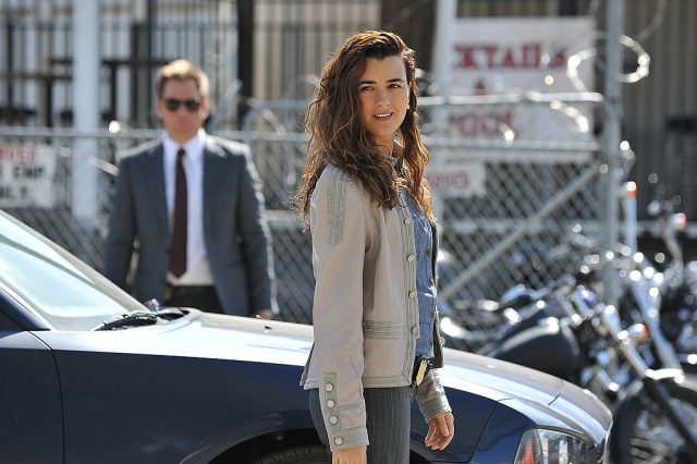 'NCIS' star Cote de Pablo as Ziva David