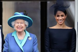 Queen Elizabeth Continues To Break Royal Protocol For Meghan Markle
