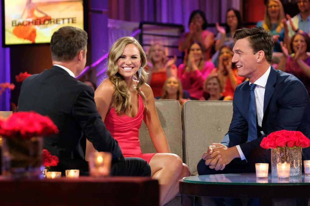 'The Bachelorette' Runner-Up Tyler Cameron 'Spent The Night' With Hannah Brown!