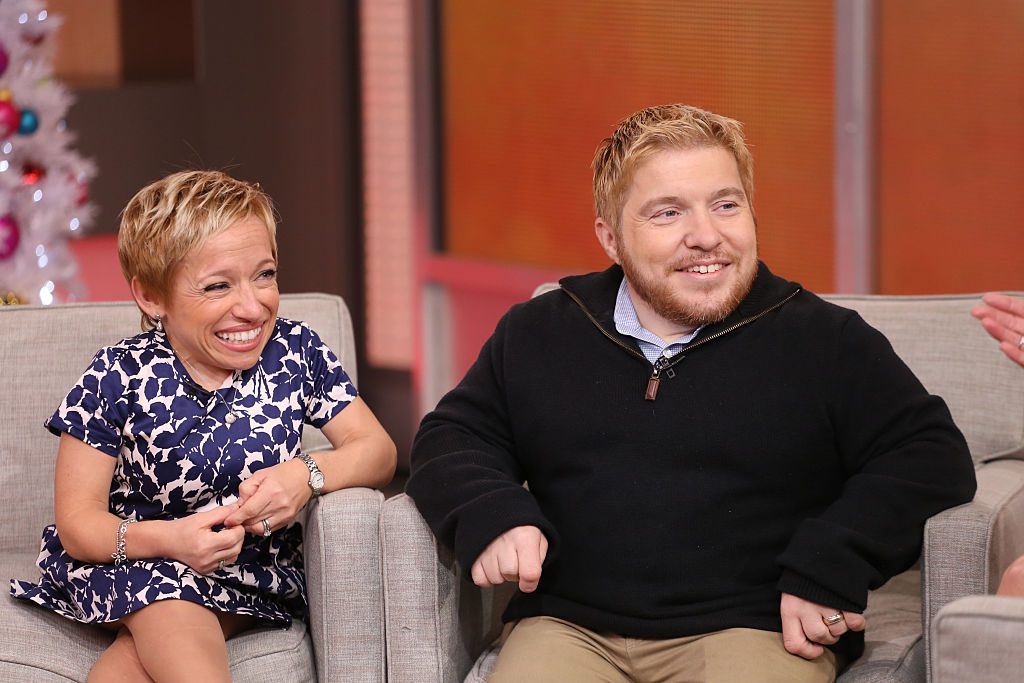 Dr. Jen Arnold and Bill Klein of 'The Little Couple'