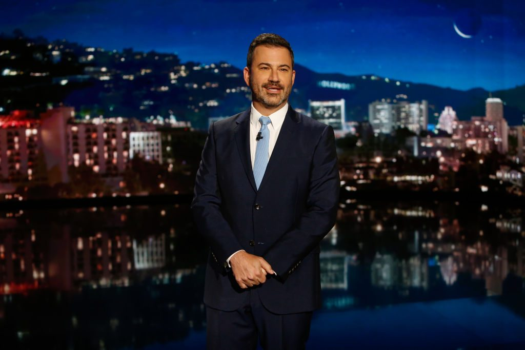 Jimmy Kimmel on Why He Signed New ABC Deal: 'I Felt Appreciated'
