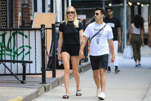 Joe Jonas and Sophie Turner Will Wait a While Before Starting a Family