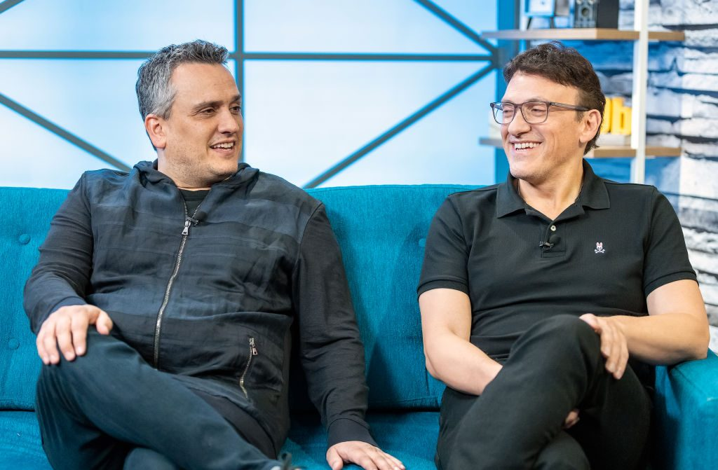 MCU directors The Russo Brothers