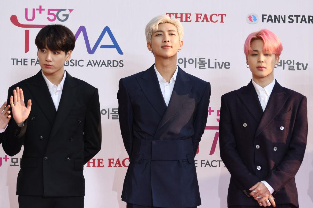Jungkook BTS song