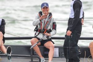 Did Kate Middleton Just Break Royal Protocol By Wearing Shorts?