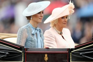 Royal Watchers Think Kate Middleton Totally Ignored Camilla Parker Bowles In This Video