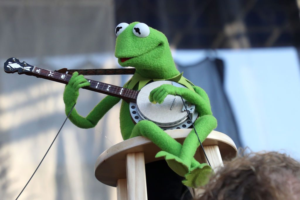 Kermit the Frog The Muppets