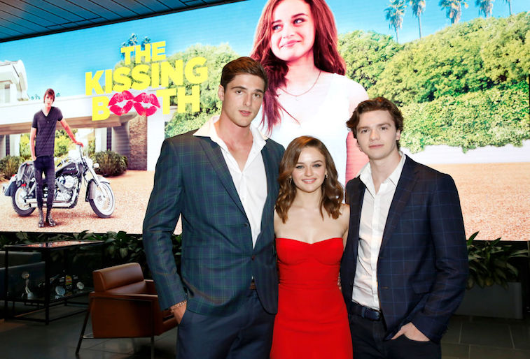 The Kissing Booth 2 is coming in 2020