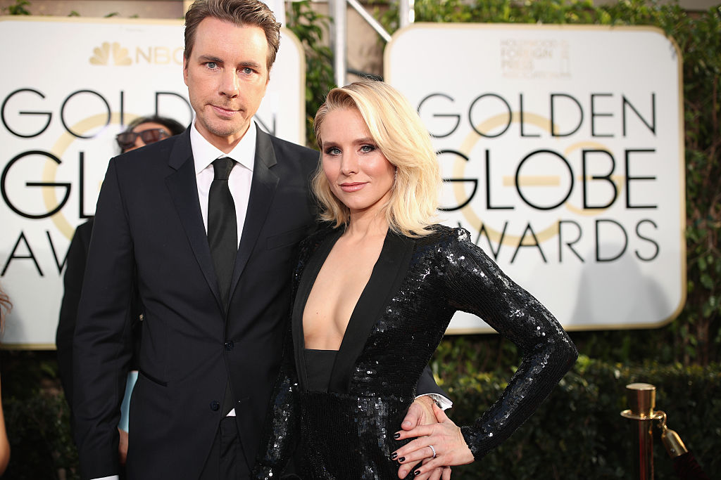 Who has dax shepard dated