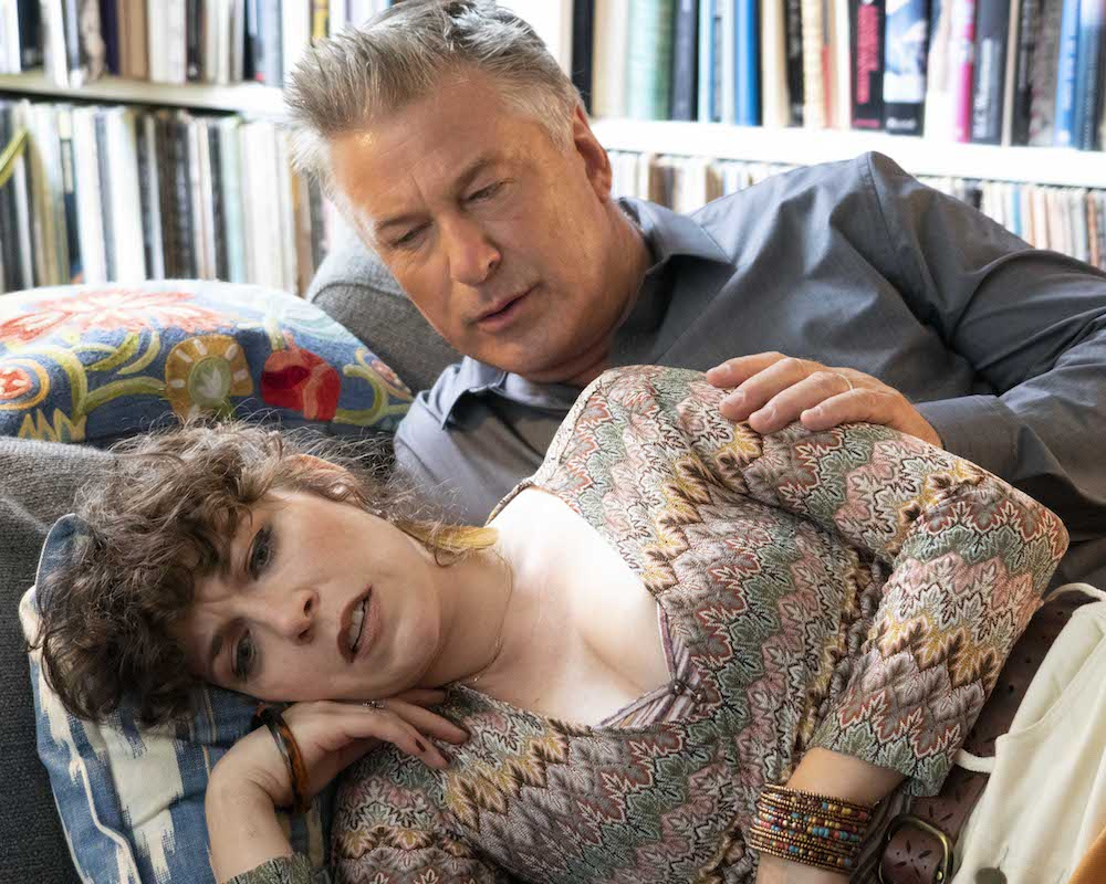 Alex Baldwin and Jen Tullock in Before You Know It