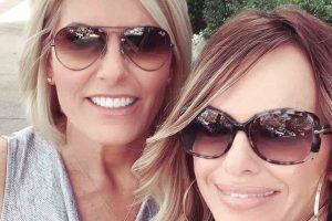 Captain Sandy From 'Below Deck Med' and Leah Shafer Vacation in the Hamptons