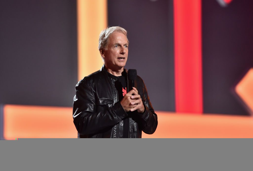 Mark Harmon speaks at the sixth biennial Stand Up To Cancer (SU2C) telecast  in 2018   Alberto E. Rodriguez/Getty Images for Stand Up To Cancer