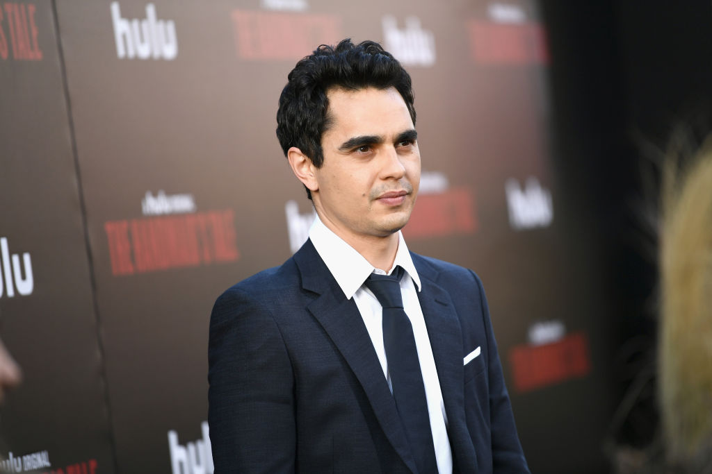 Max Minghella plays Nick Blaine