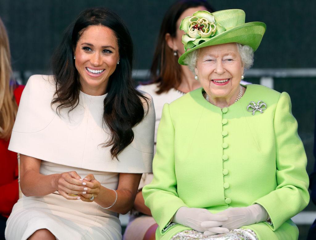 Queen Elizabeth Has Made 'Unusual Effort' to Welcome Meghan Markle