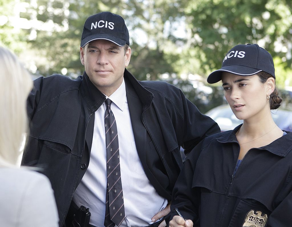 Michael Weatherly and Cote de Pablo | Cliff Lipson/CBS via Getty Images