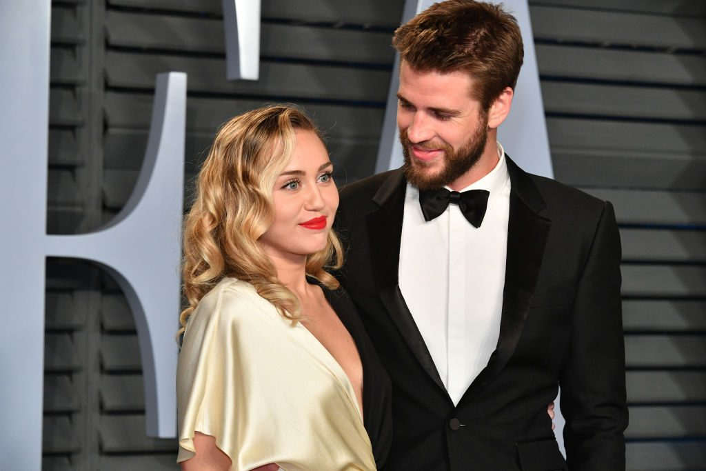 Image result for miley cyrus liam hemsworth