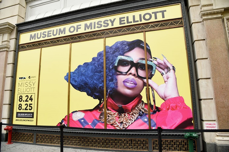 The Museum of Missy Elliott