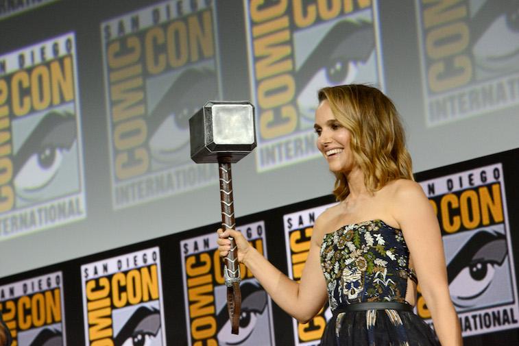 Love and Thunder': Marvel Gave Natalie Portman a Very Important