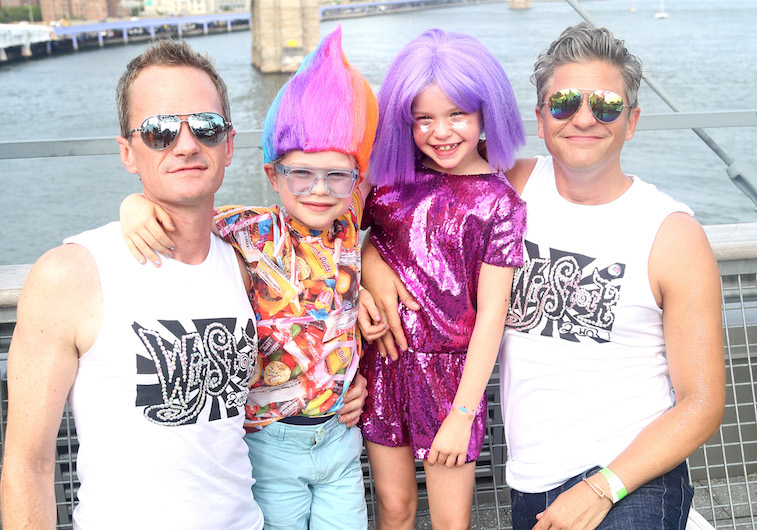 Neil Patrick Harris Kids Halloween 2020 How Neil Patrick Harris and David Burtka Make Their Kids a Priority