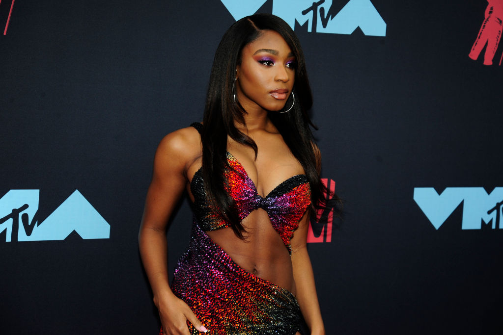 Normani First MTV VMA Solo Artist