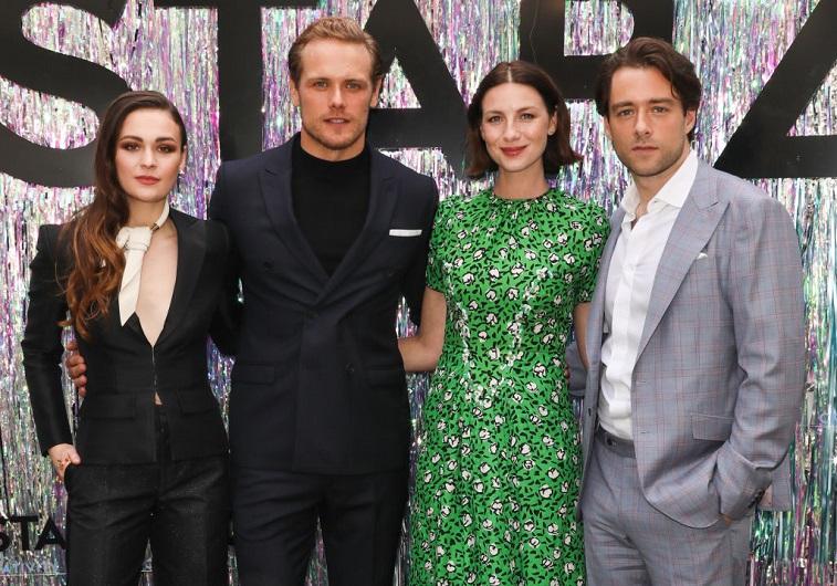 Outlander cast
