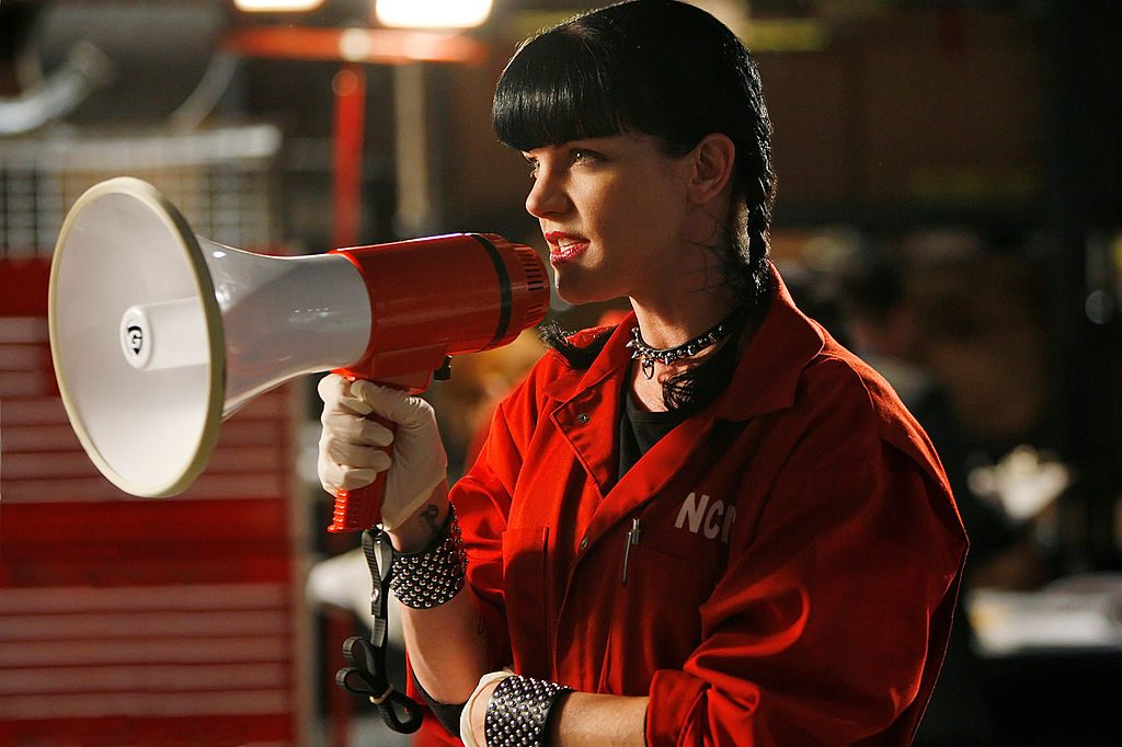Pauley Perrette   Cliff Lipson/CBS via Getty Images