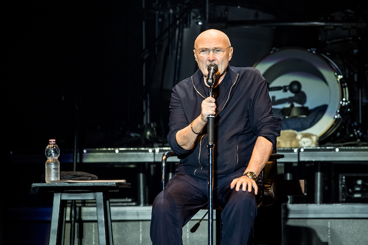 Why Phil Collins 'Changed His Mind' About Retirement