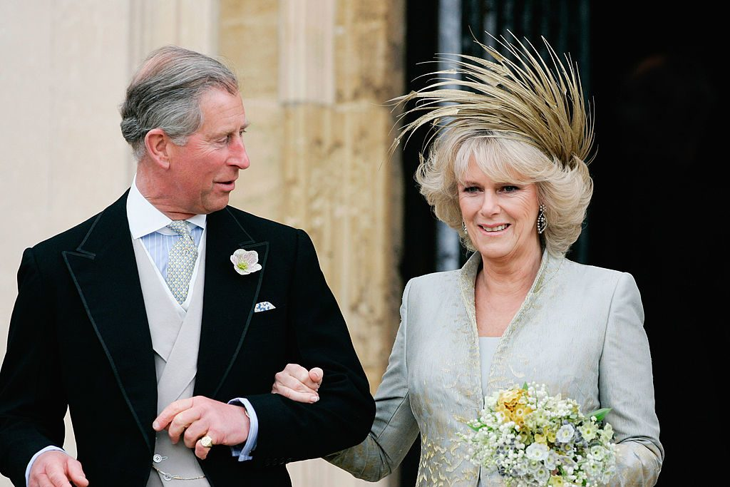 Prince Charles and Camilla Parker Bowles' wedding
