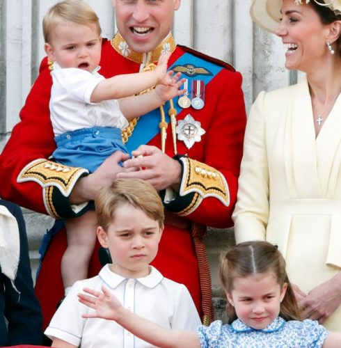 Revealed: How Prince George, Princess Charlotte and Prince Louis' Nanny is Keeping Them Entertained This Summer