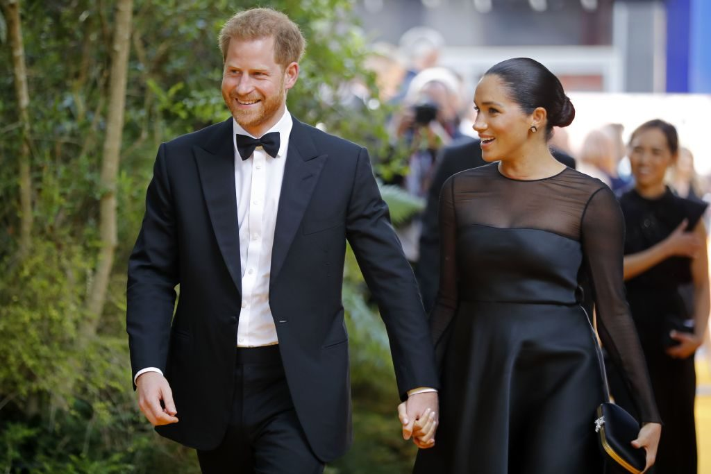 Prince Harry and Meghan Markle celebrity criticism