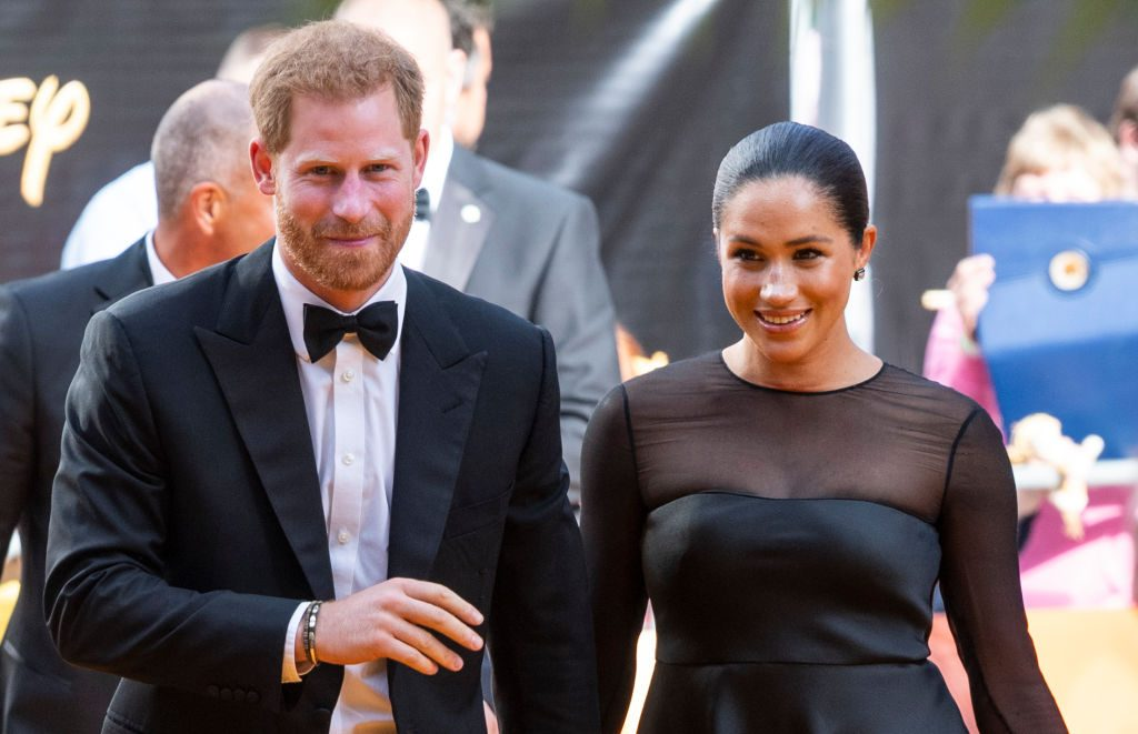 Prince Harry and Meghan Markle media privacy