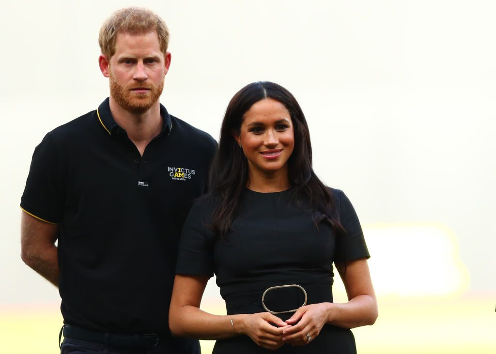 Prince Harry and Meghan Markle media relationship