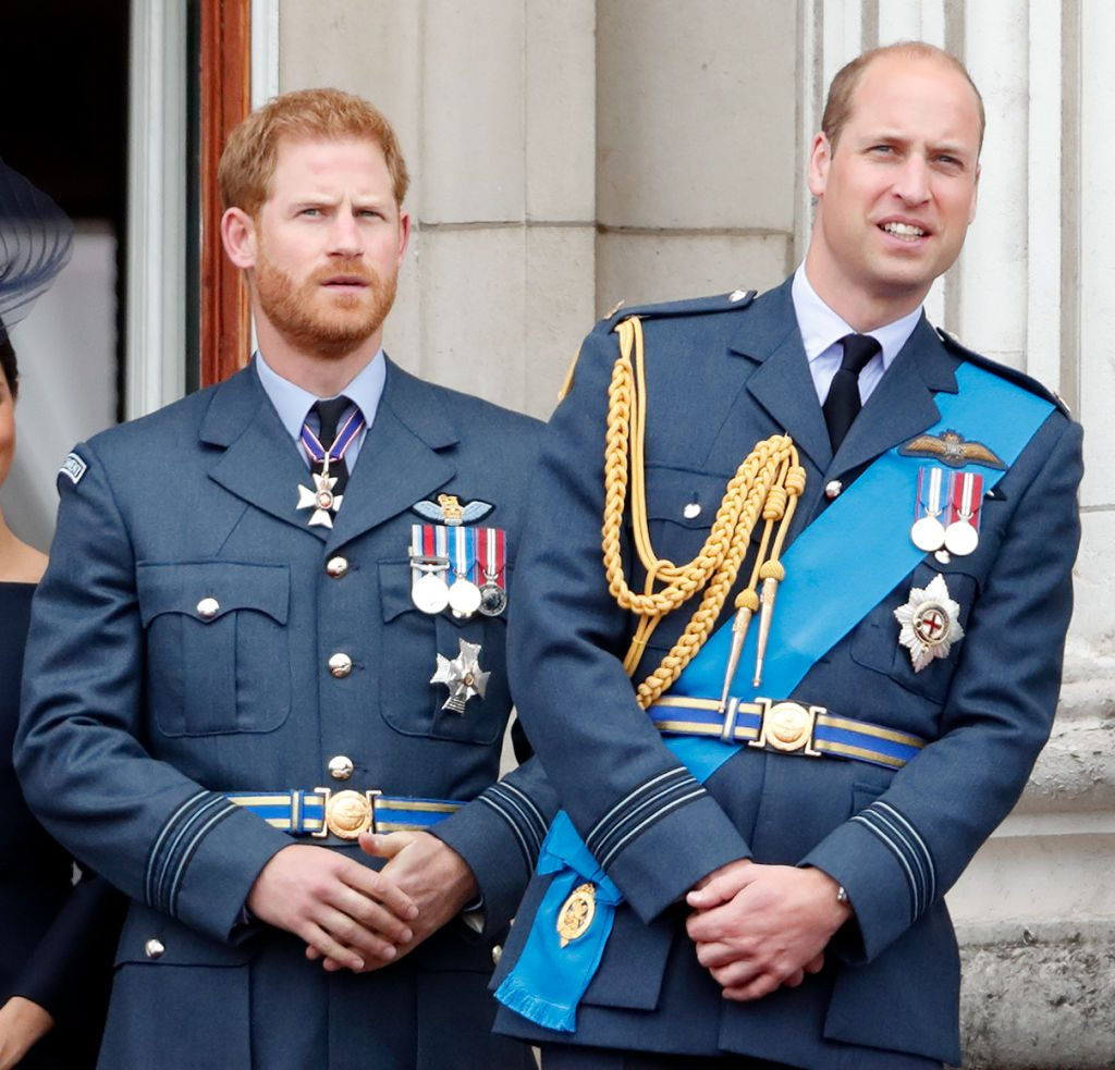 Prince Harry and Prince William feud update