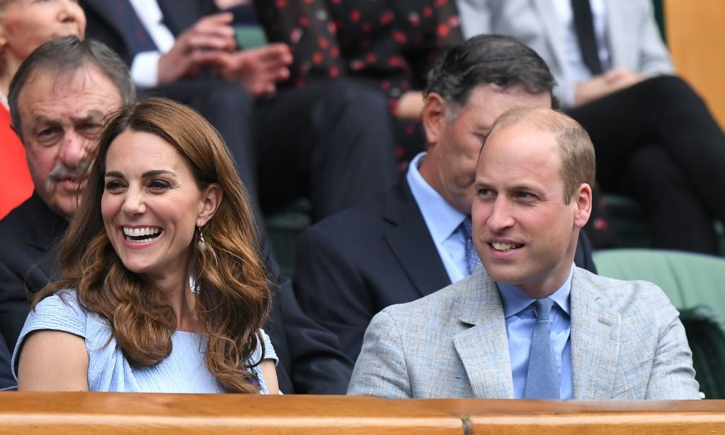 Before You Know It, Prince William and Kate Middleton Will