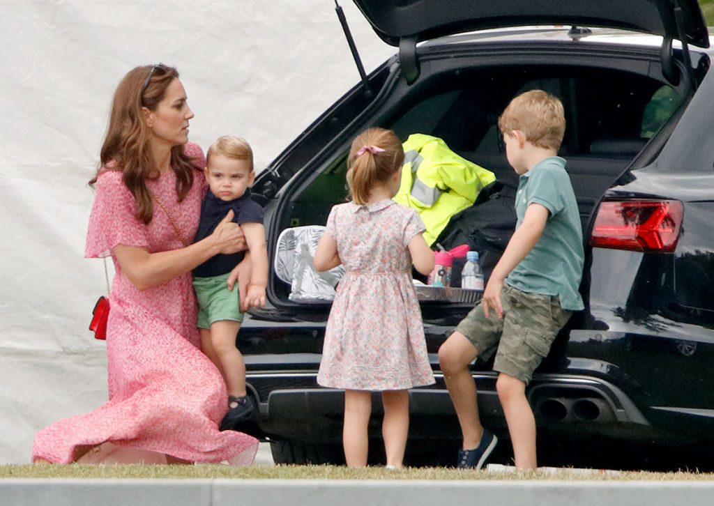 Prince William Kate Middleton kids