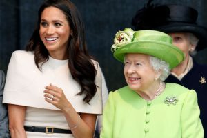 Meghan Markle Could Really Benefit From Taking Queen Elizabeth's Advice