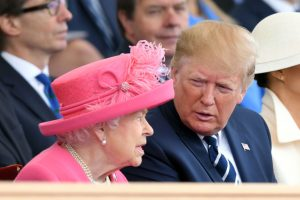 What Queen Elizabeth Said Donald Trump 'Ruined' During His Visit