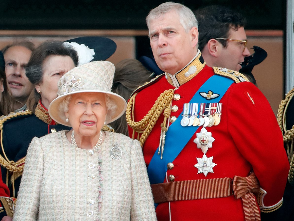 How Queen Elizabeth II Is Protecting Prince Andrew Following Jeffrey