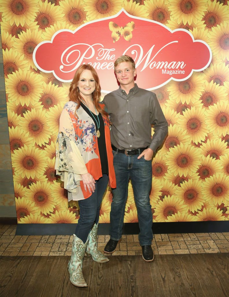 Ree Drummond and Bryce Drummond | Monica Schipper/Getty Images for The Pioneer Woman Magazine