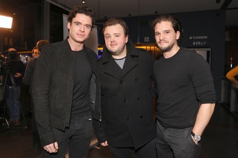 Partial Game of Thrones cast